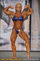Anne Luise Freitas- Women's Bodybuilding Winner