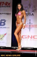 Iveth Carreon- Masters Bikini Winner