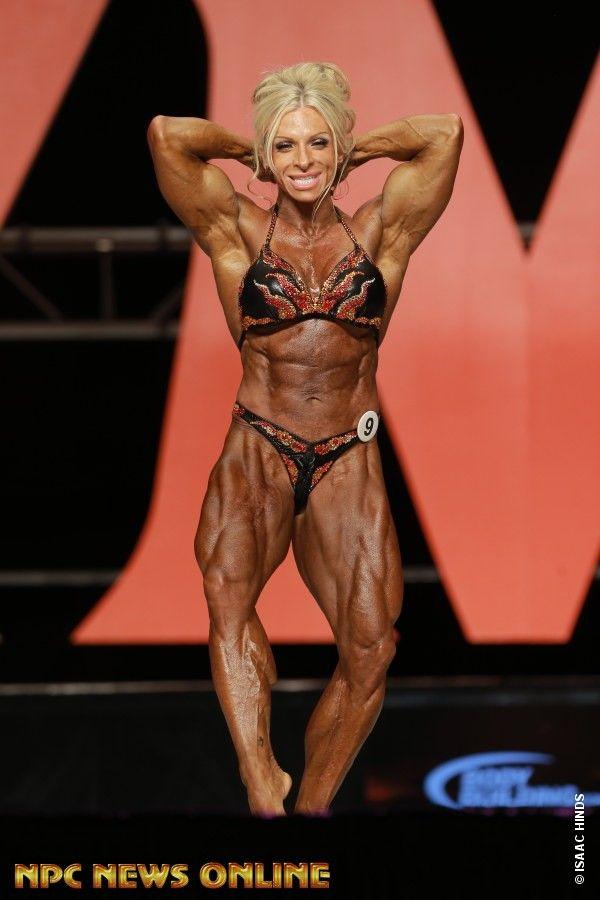 2013 Olympia Womens Bodybuilding Top 3 Recap | NPC News