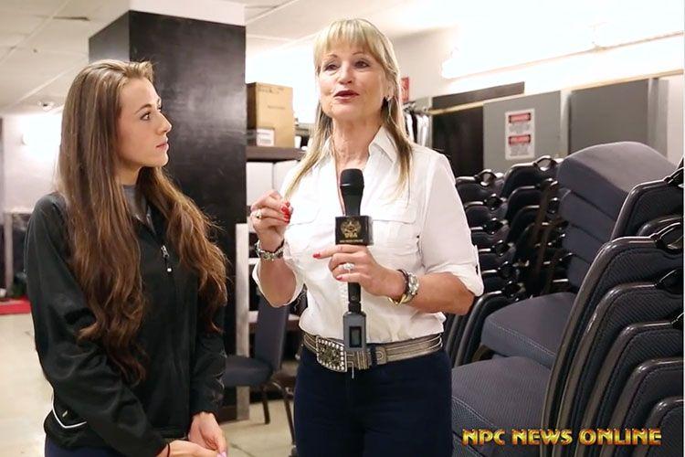 Bikini Posing Tutorial Video With IFBB/NPC Head Women's Judge Sandy Williamson
