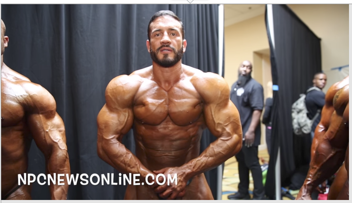 NPC NEWS ONLINE 2021 ROAD TO THE OLYMPIA - Erin Banks