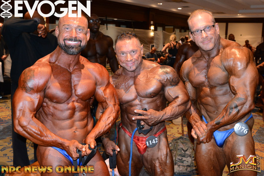 Around the NPC: 2017 NPC Teen Collegiate Masters Nationals Saturday Prejudging Candid Photos