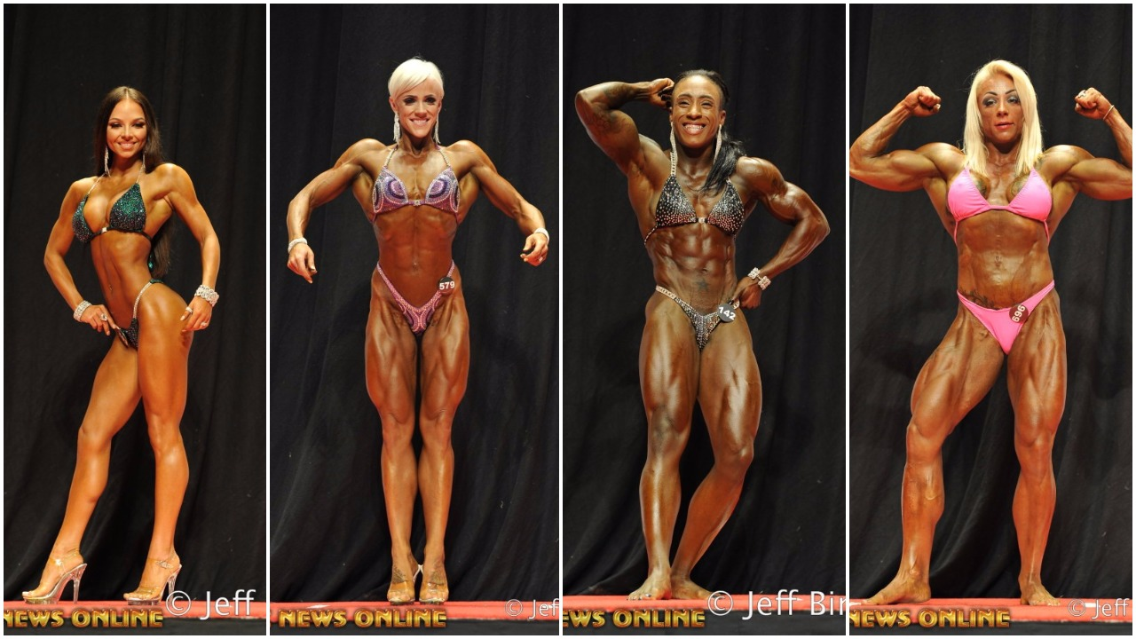2017 NPC USA Women's Overall Winners Photo Gallery: Bikini, Figure, Physique, Bodybuilding