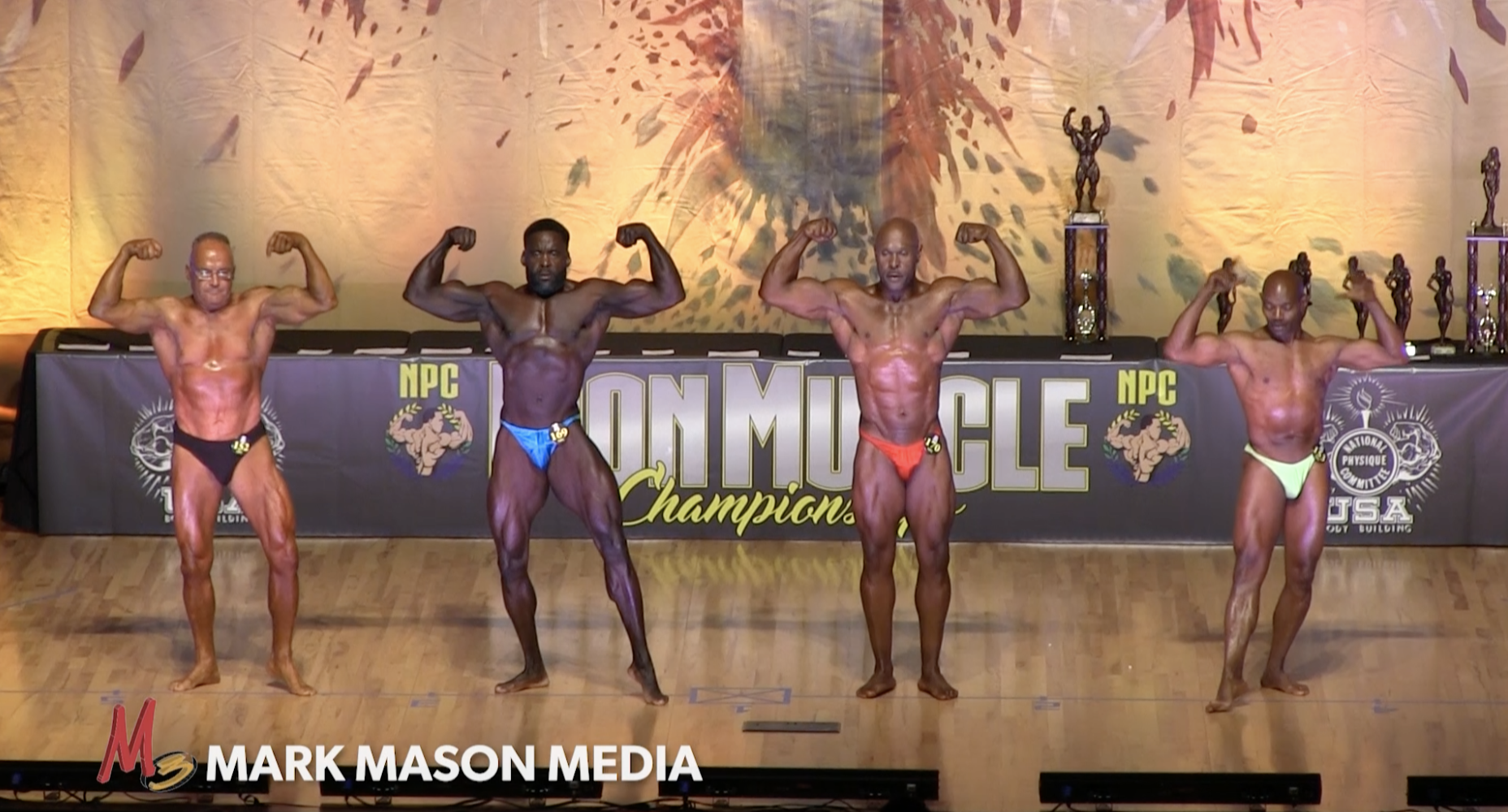 2017 NPC IRON MUSCLE CHAMPIONSHIPS BODYBUILDING OPEN OVERALL VIDEO