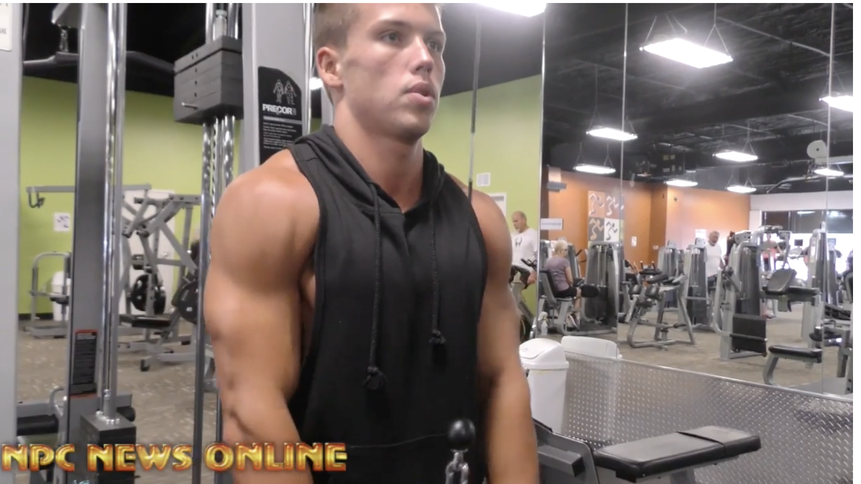 NPC Teen Bodybuilder  Zach Walton Shares His Story With His Dad After Competing In The NPC Gainesville Classic