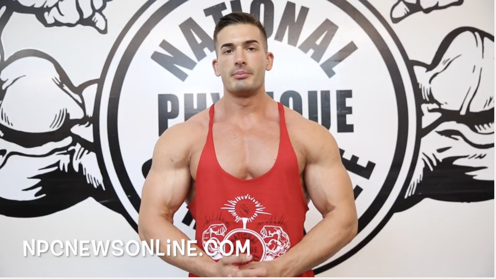 IFBB Men's Physique Pro Chase Savoie The Thing I Wish I Knew #2