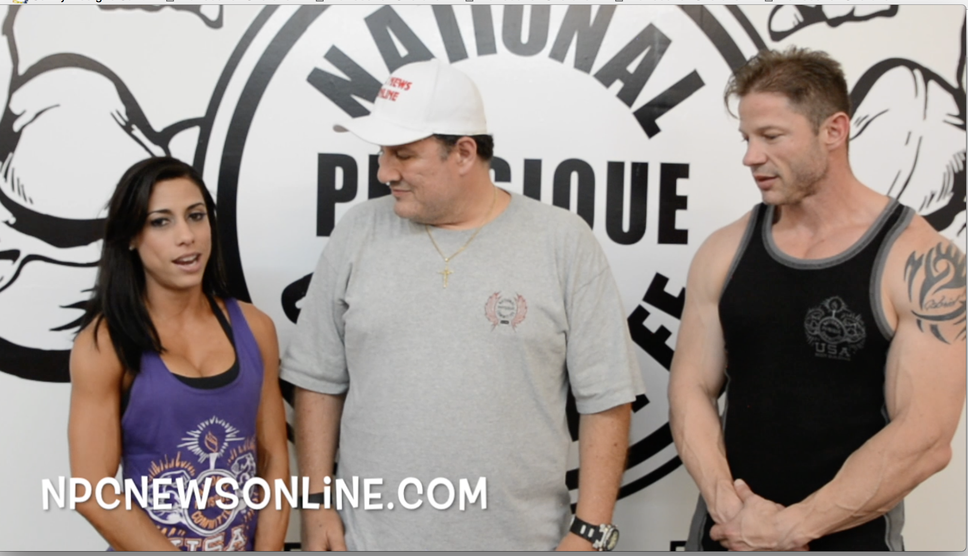 J.M. Manion Interviews Married Fit Couple: IFBB Bikini Pro Oemil Rodriguez & NPC Competitor Francisco Cardona
