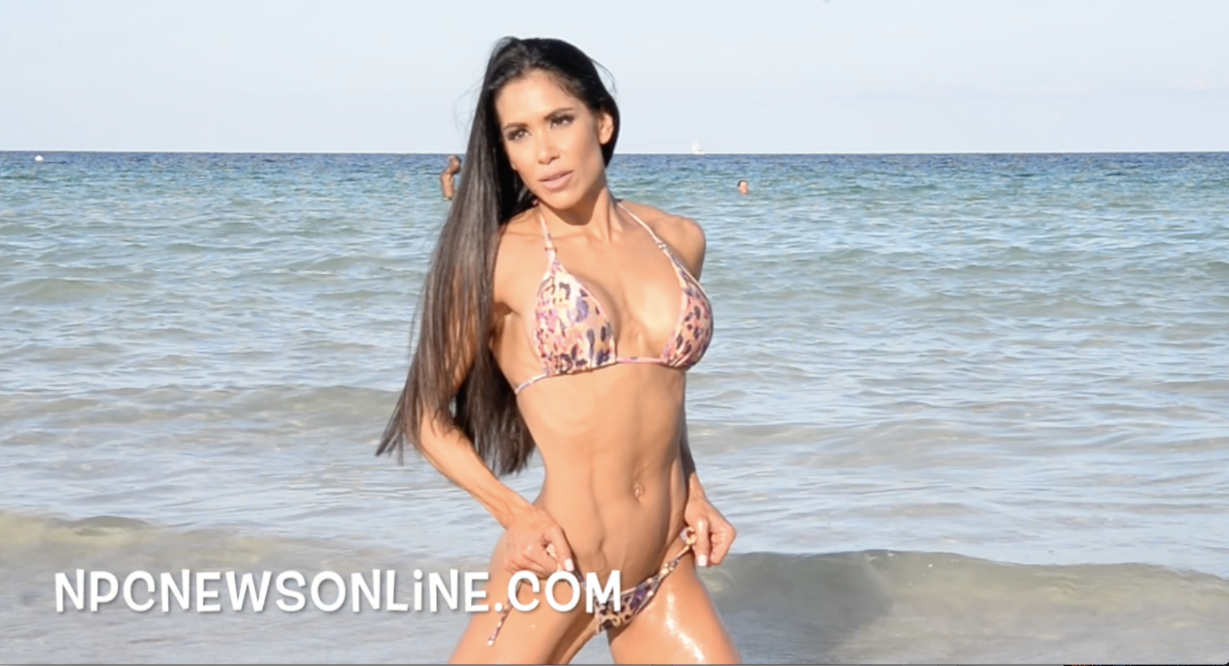 J.M. Manion South Beach Miami Shoot: Behind The Scenes Video With IFBB Bikini Pro Jen Ronzitti.