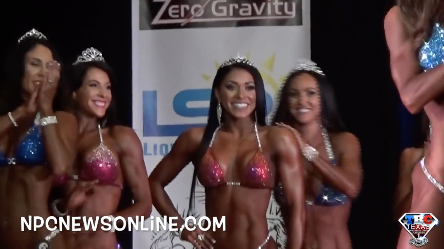 2017 IFBB Pro League San Antonio Classic Recap Video