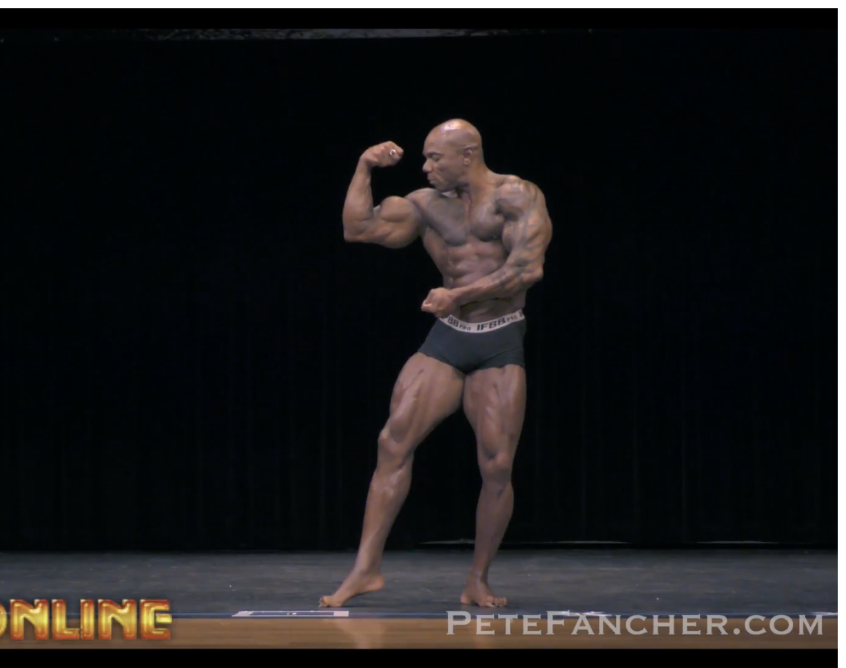 Flex Wheeler Guest Posing &  Interviewed At the 2017 NPC Southeastern USA By Pete Fancher