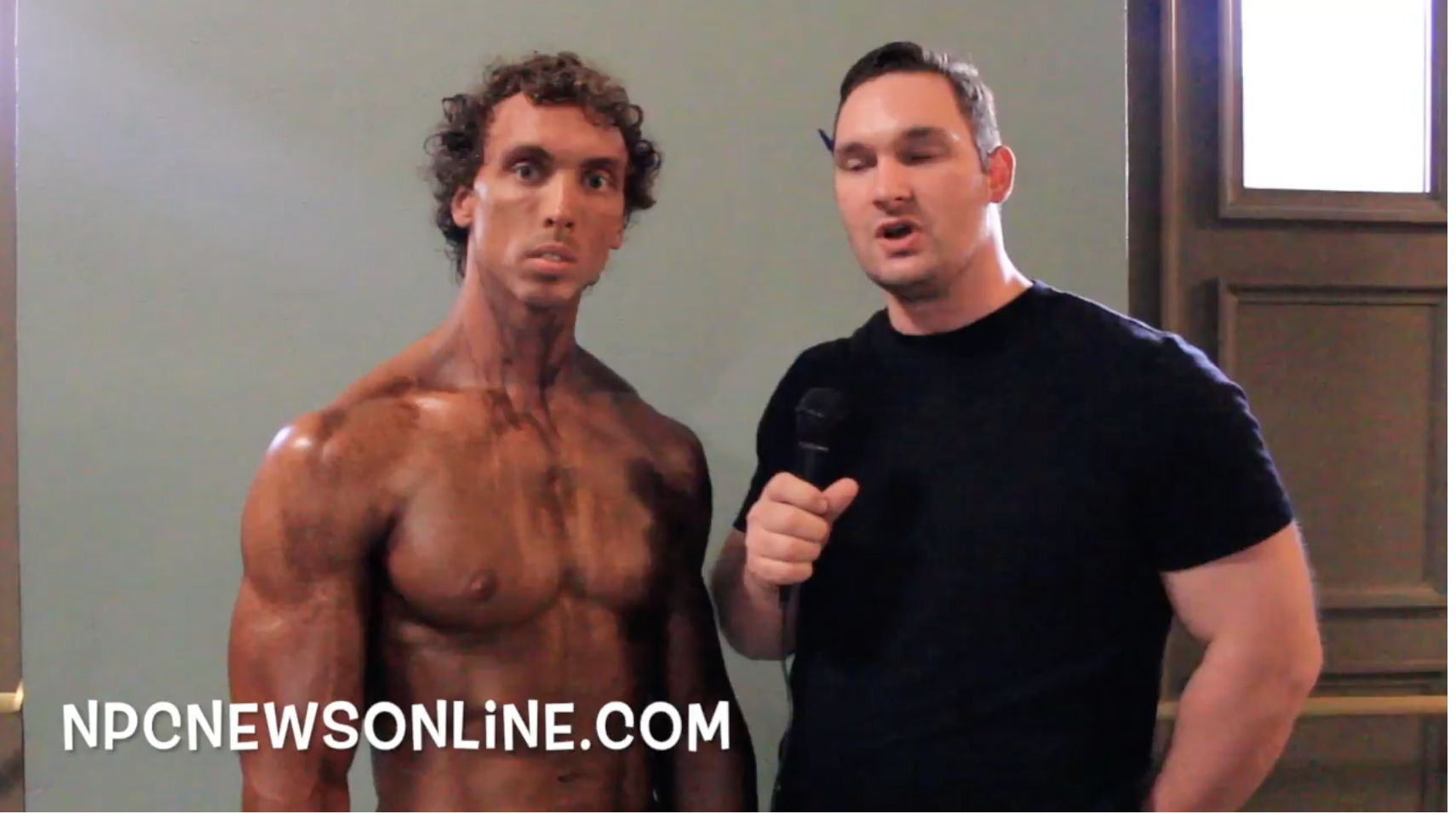 2017 NPC Natural Northern USA Bodybuilding & Classic Physique Overall Winner Interview