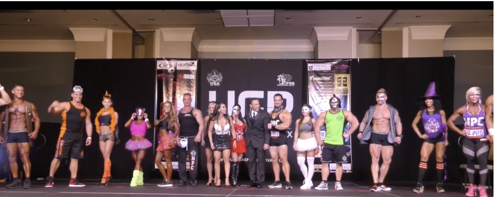 2017 NPC Ultimate Grand Prix: NPC Wear Fashion Show