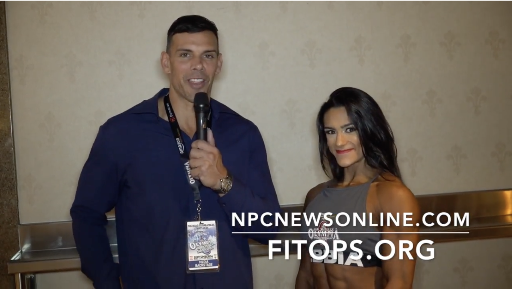 IFBB Figure Pro Natalia Coelho Advice For Up & Coming NPC Competitors