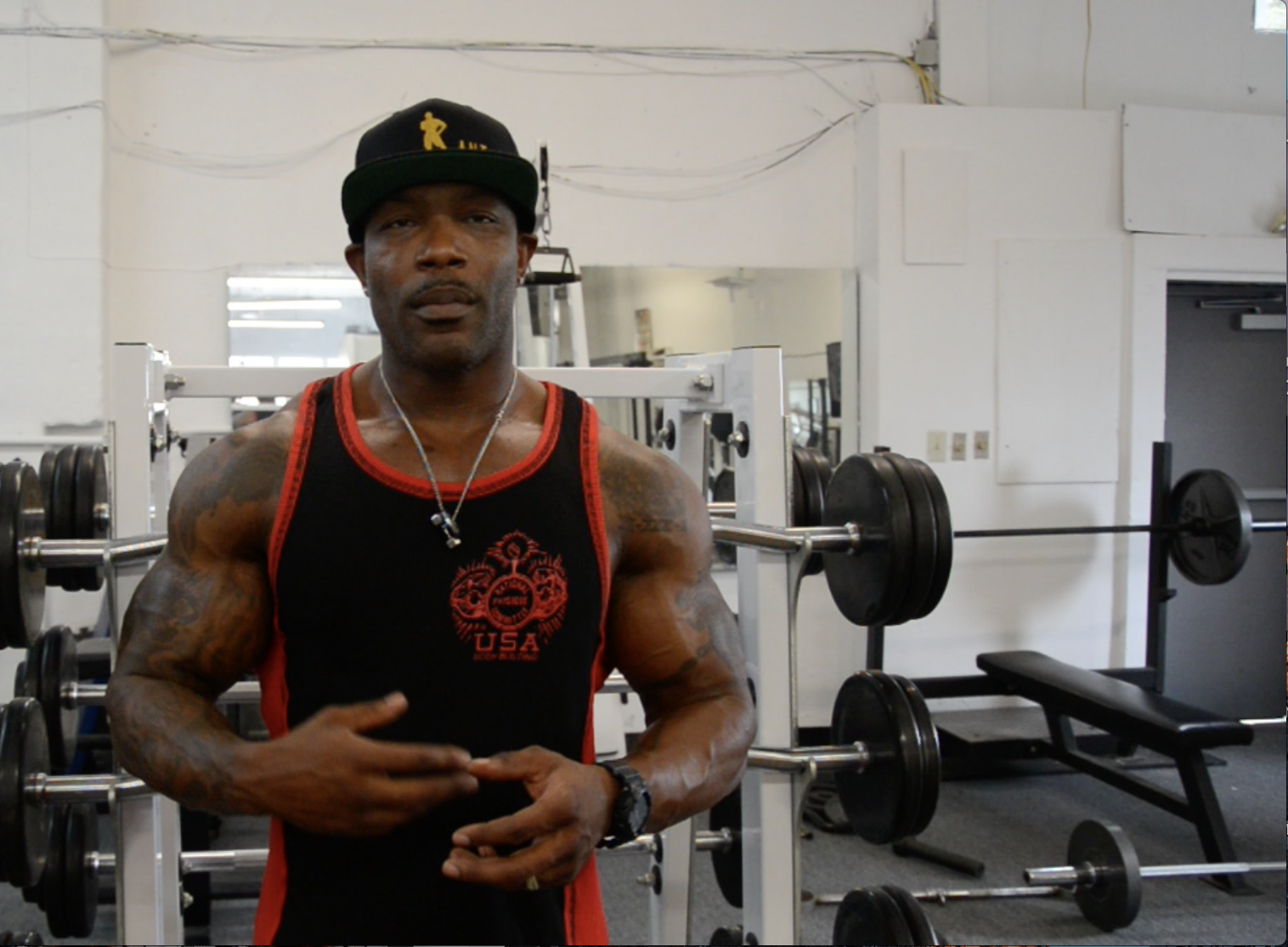 IFBB Men's Physique Pro Ant Williams IFBB Pro Card Journey Video