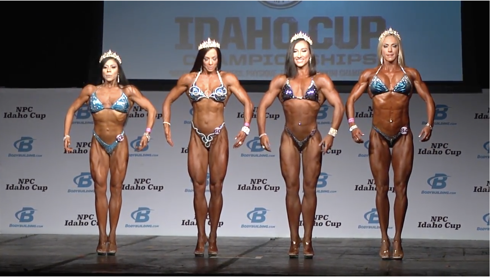 2017 NPC Idaho Cup Figure Overall Video