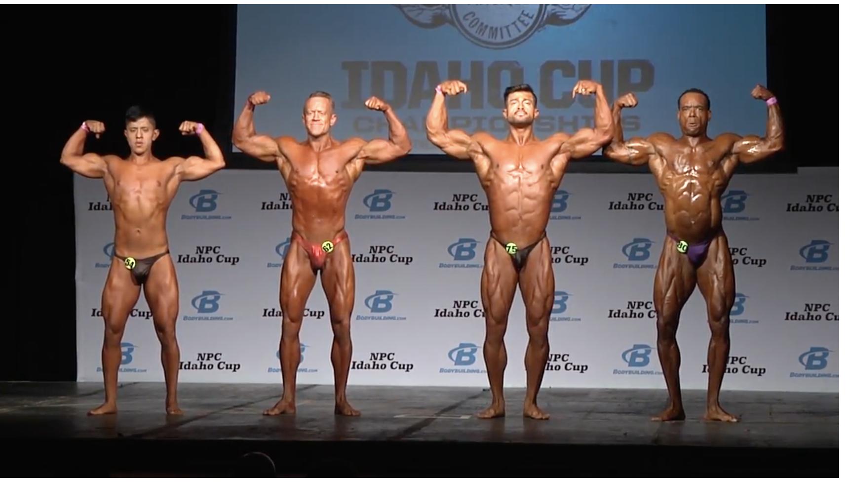 2017 NPC Idaho Cup Men's Bodybuilding Overall Video