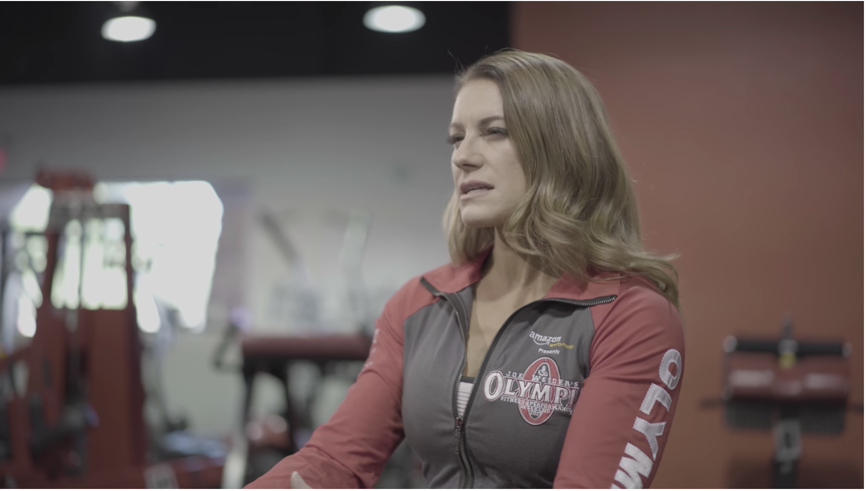 IFBB Fitness Pro Sally Williams Talks About Her Challenges & Dreams For Future Generations. (Video)