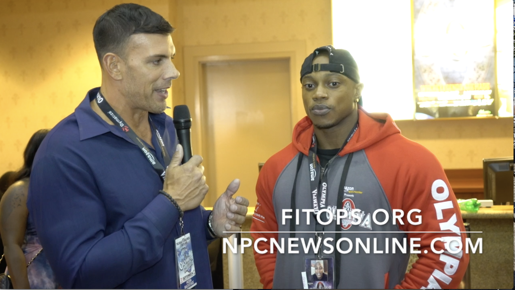 IFBB Men's Physique Pro Brandon Hendrickson Advice To NPC Competitors. Interview By Frank Sepe
