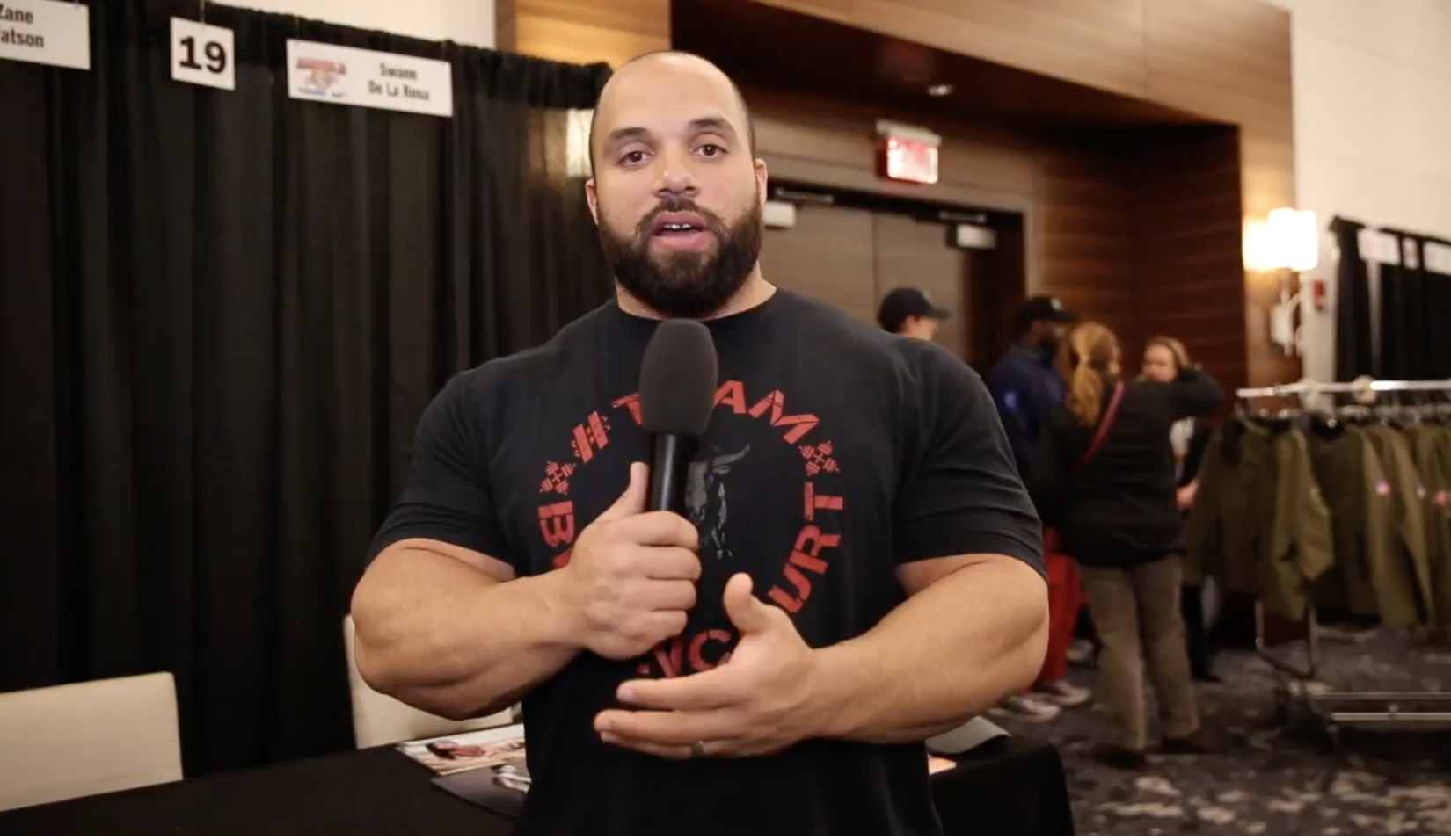 IFBB Pro Jon Delarosa Nutrition Tip Video