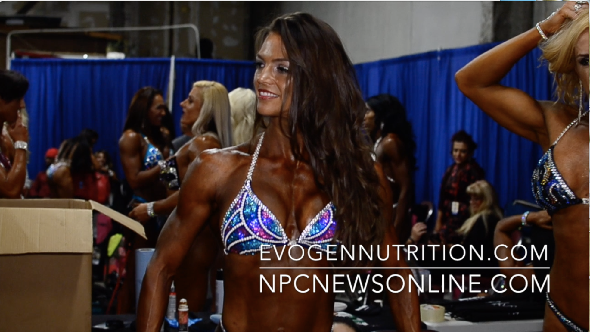2017 NPC Nationals Finals Backstage Video Part 4