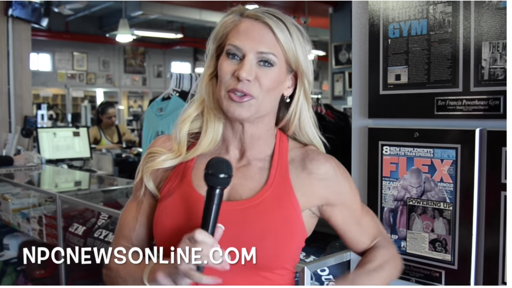 IFBB Fitness Pro Whitney Jones: The Thing I Wish I Knew
