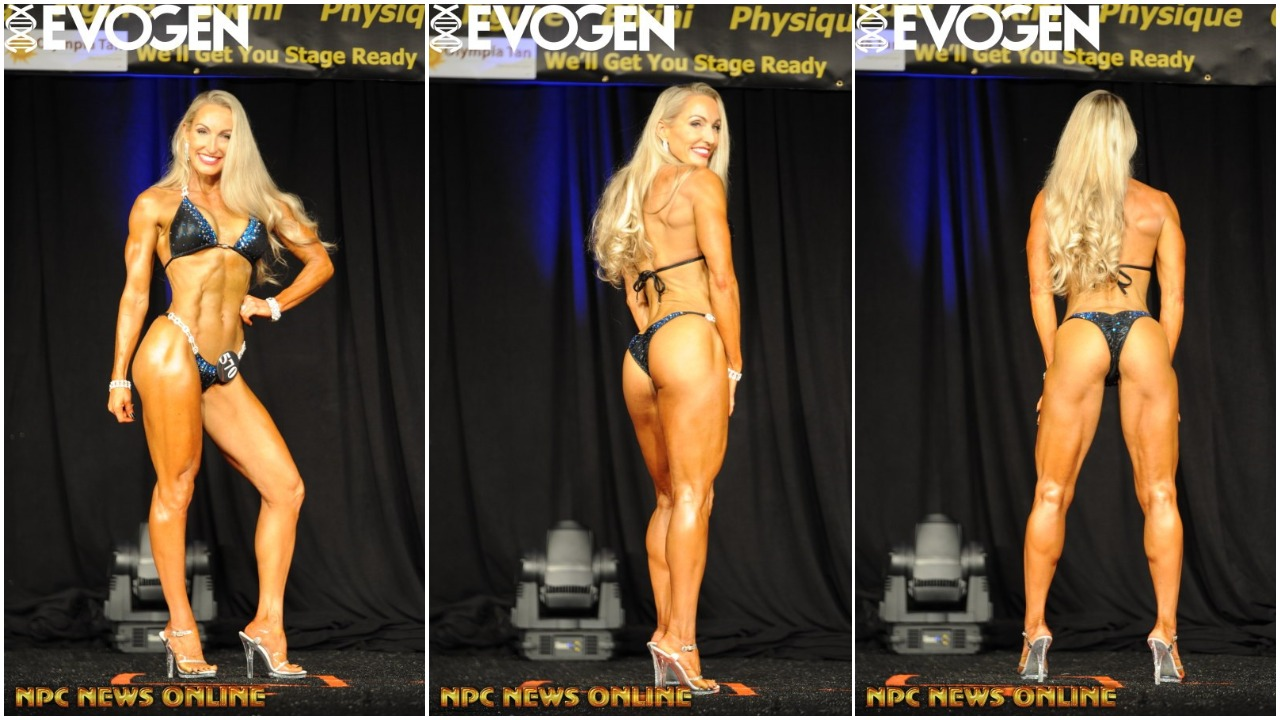 IFBB Pro Bikini Tip of the Day  Liz Stanton Tip of the Day Video