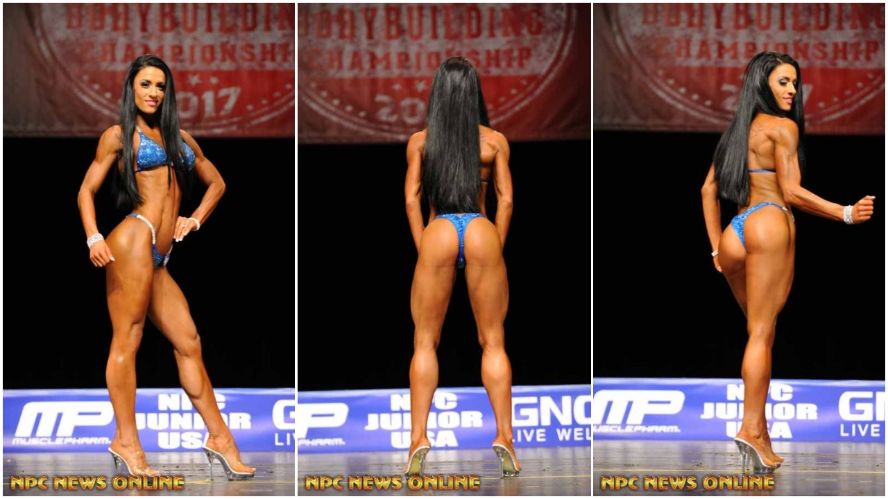 2017 NPC Jr. USA (4) BIKINI PRO CARD WINNERS GALLERY