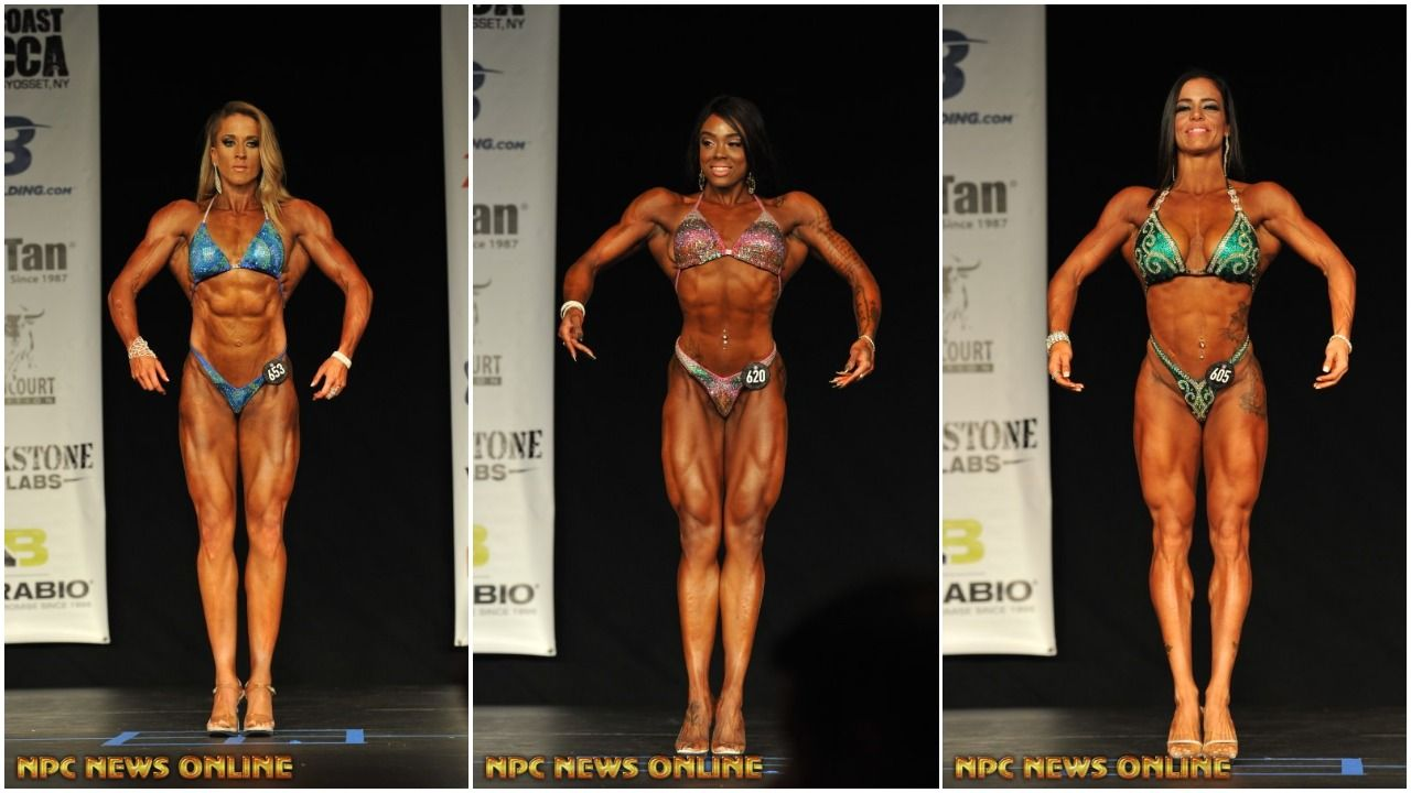 2017 NPC Universe Figure IFBB (24) Pro Card Winners Gallery