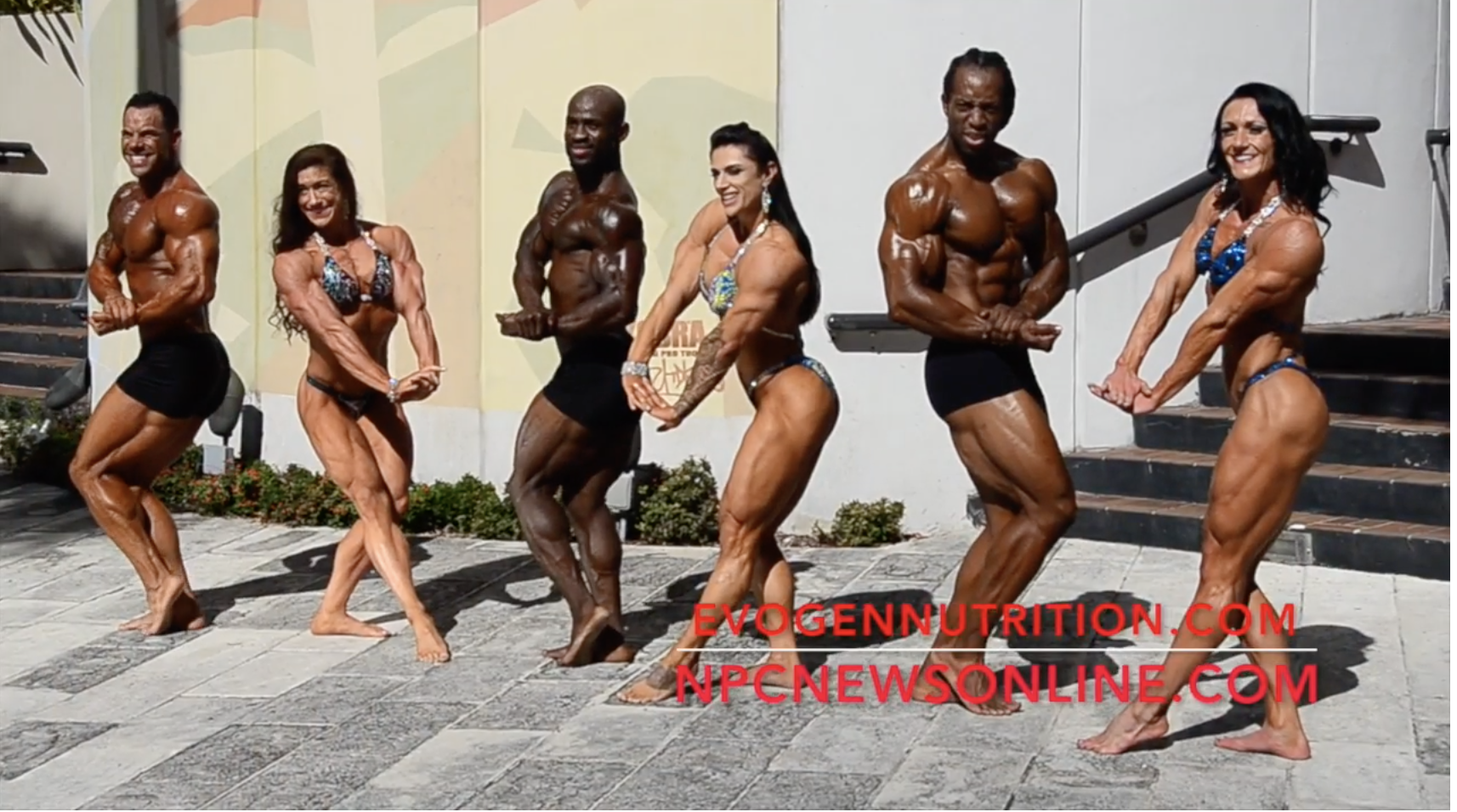 2017 J.M. Manion Sunday Shoot: NPC Nationals Men's Classic & Women's Physique Winners