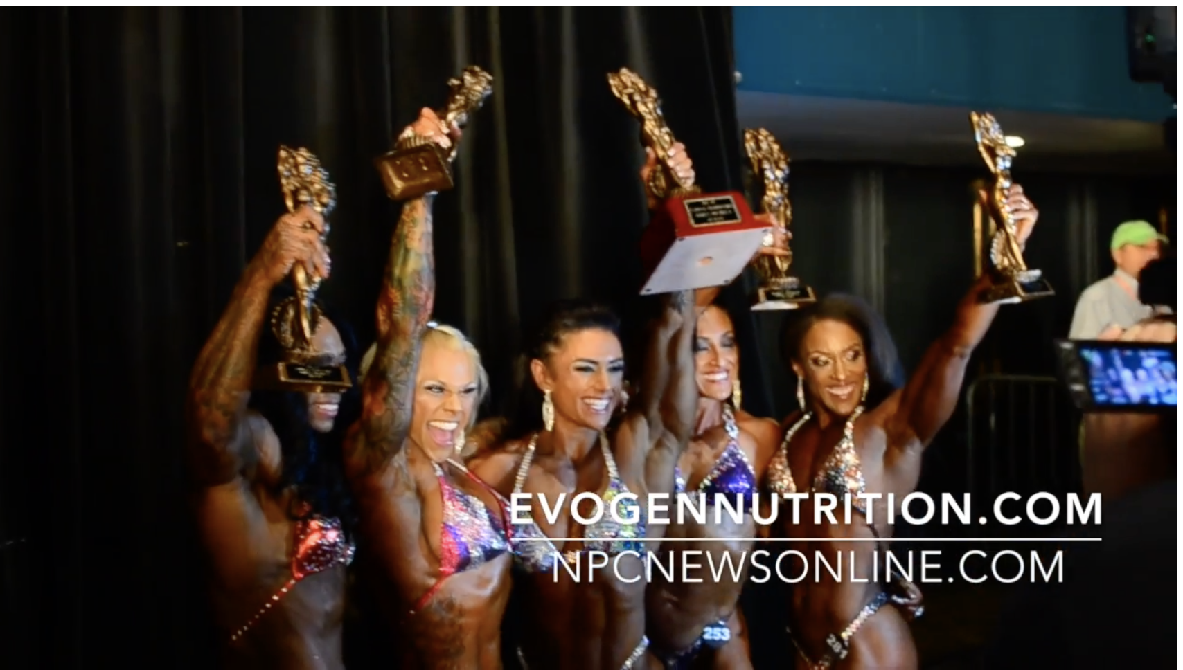 2017 NPC Nationals Finals Backstage Video Part 6