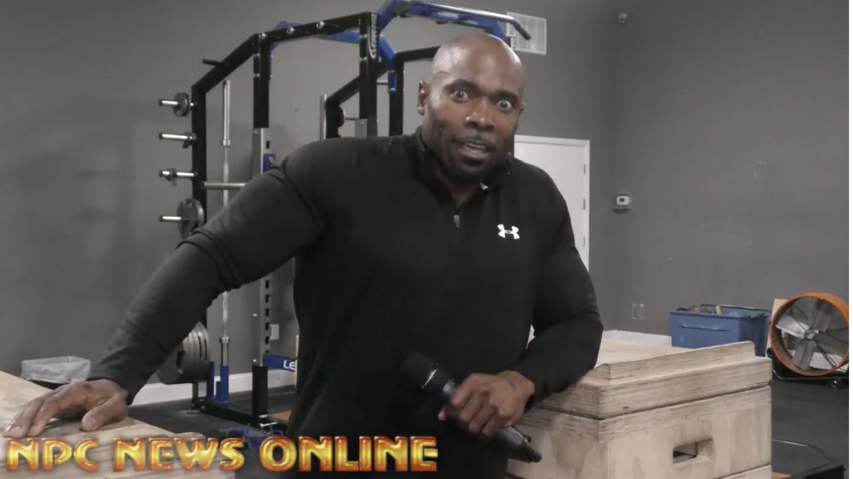 IFBB Pro Lee Banks Video Tip Of The Day