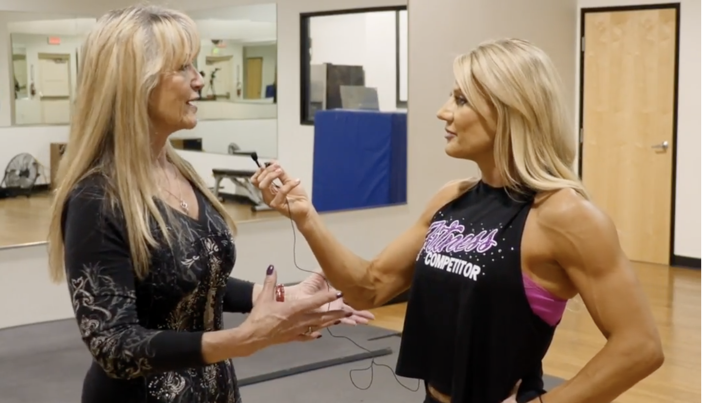 2018 NPC FITNESS NEWS: NPC/IFBB Judge Sandy Williamson Discusses New & Exciting Changes To The NPC Fitness Division