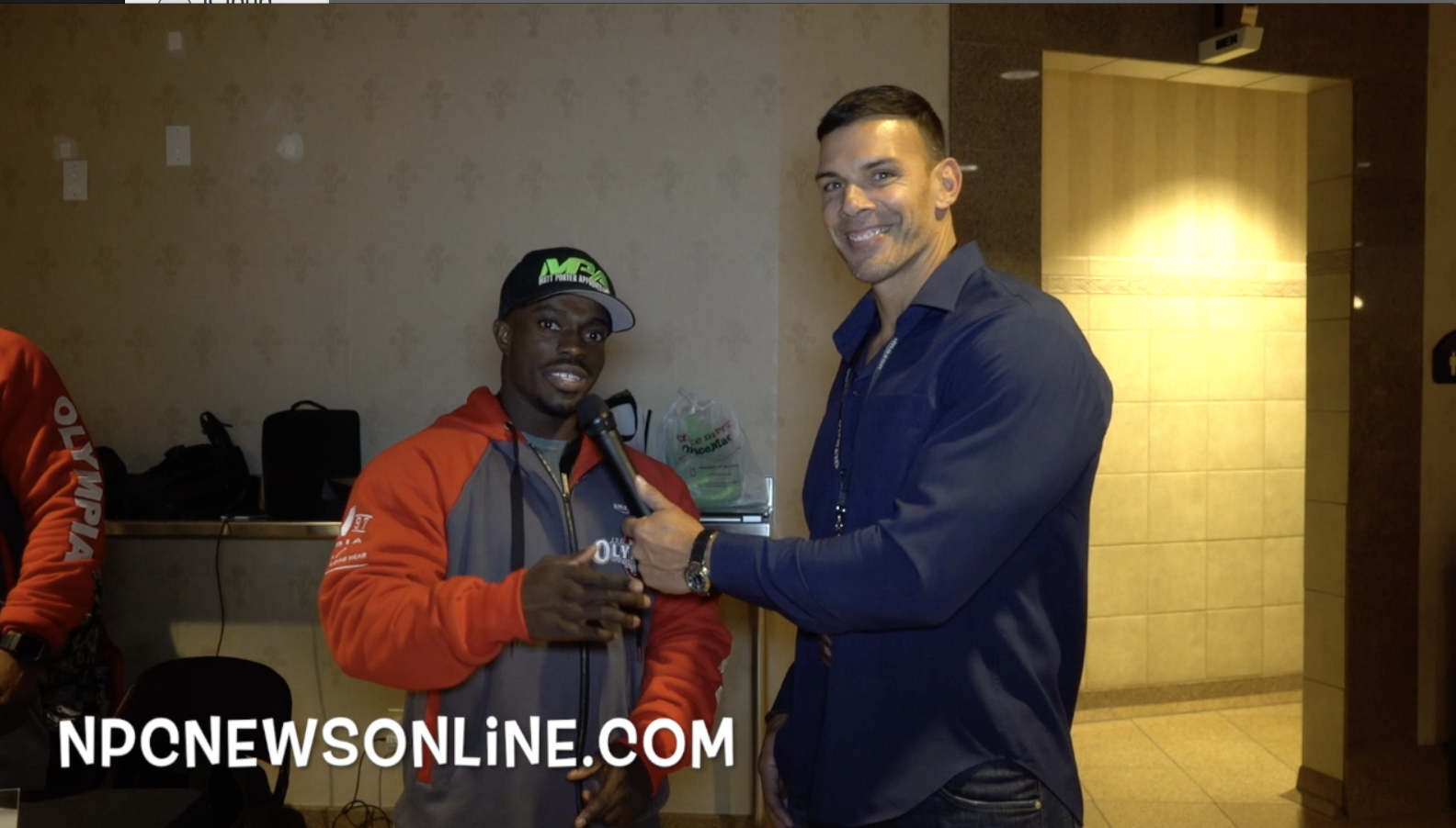 IFBB Classic Physique Pro Terrence Ruffin Contest Prep Tip Interview By NPC News Online Editor In Chief Frank Sepe