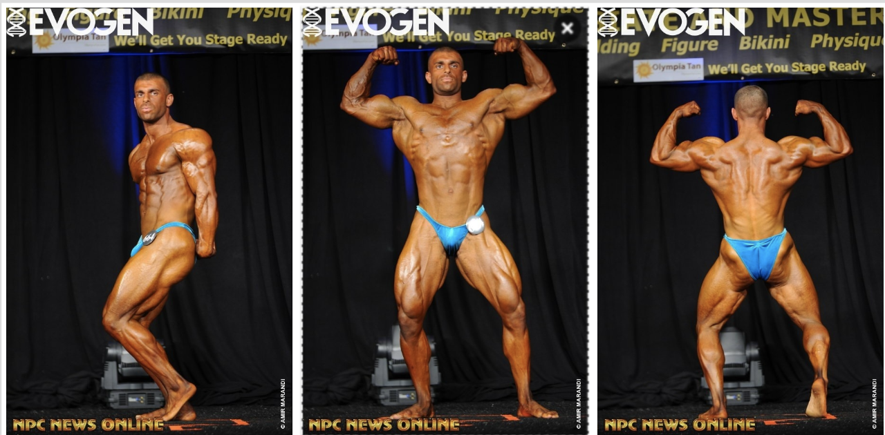 2017 NPC TEEN COLLEGIATE & MASTERS NATIONAL CHAMPIONSHIPS MEN'S BODYBUILDING PRO CARD WINNER GALLERY