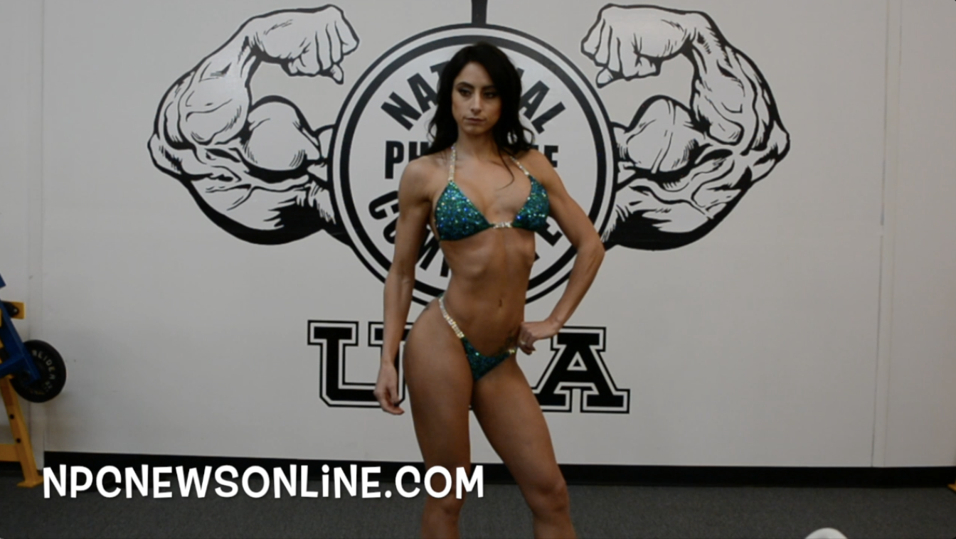 IFBB Bikini Pro Casey Samsel: Posing Practice For The 2018 Arnold Bikini.Road To The Arnold Part 2