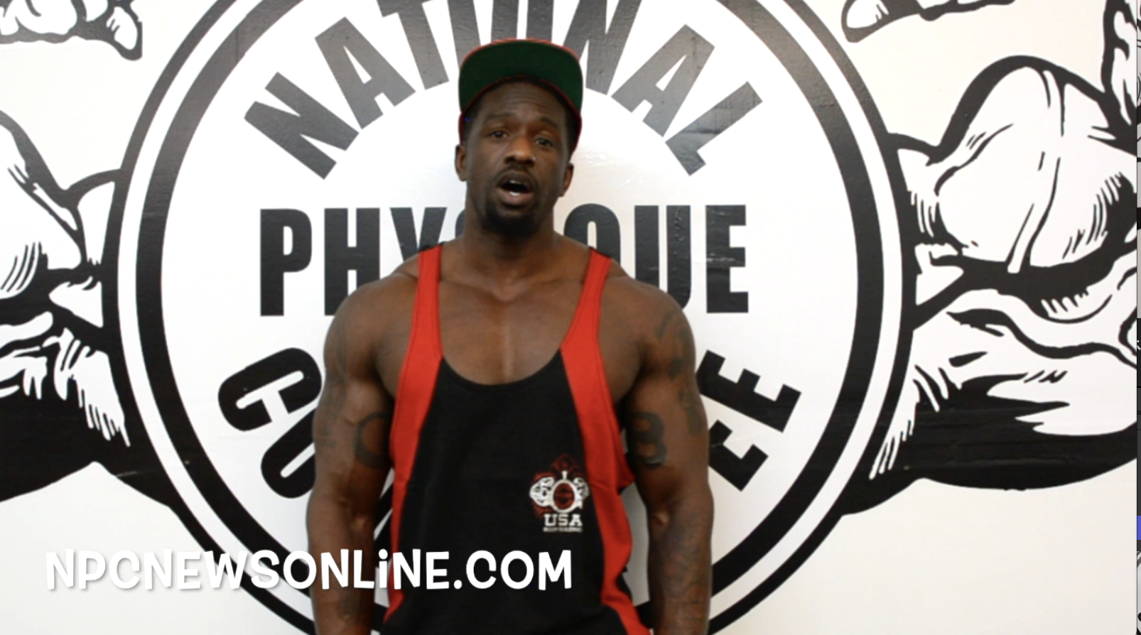 IFBB Men's Physique Pro George Brown: 2018 Diet Advice. Road To The Arnold Video