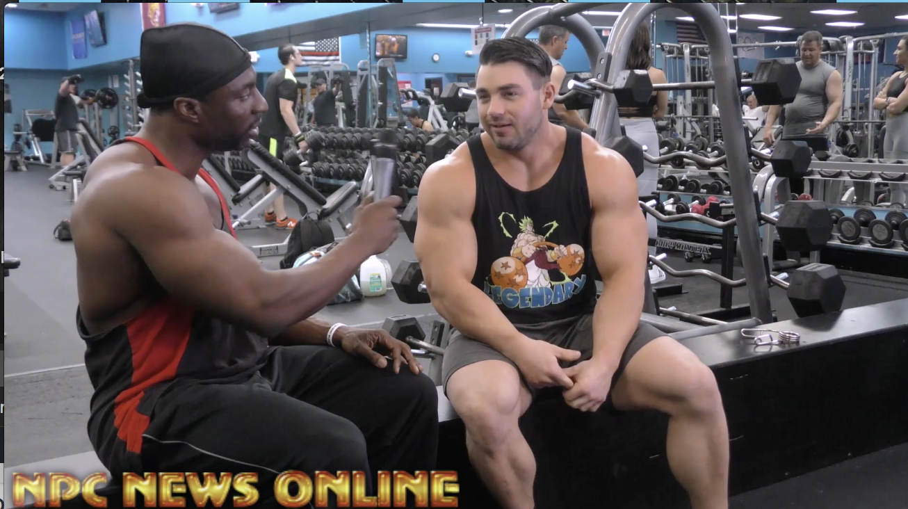 IFBB Pros Jason Lowe & Travales Blount share a work out and Jason shares his story on the road to his upcoming classic physique competition at the 2018 Arnold Classic