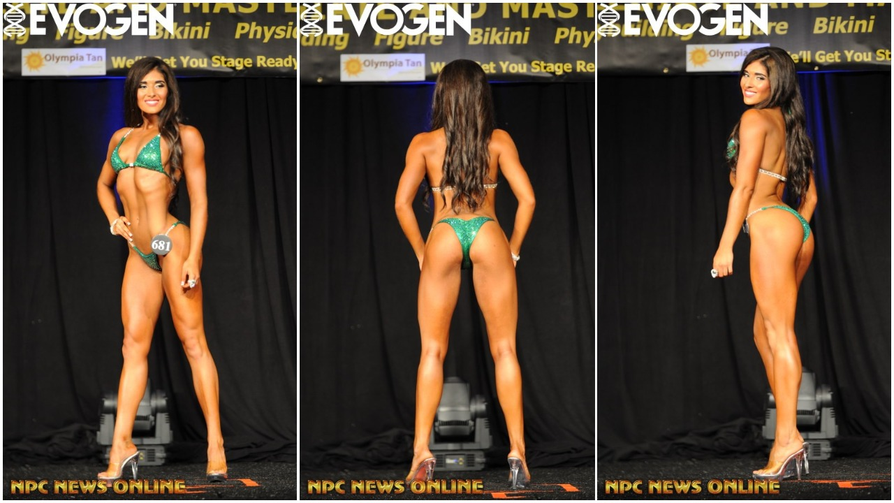 2017 Teen, Collegiate, Masters National Championships Bikini Pro Card Winners Contest Gallery