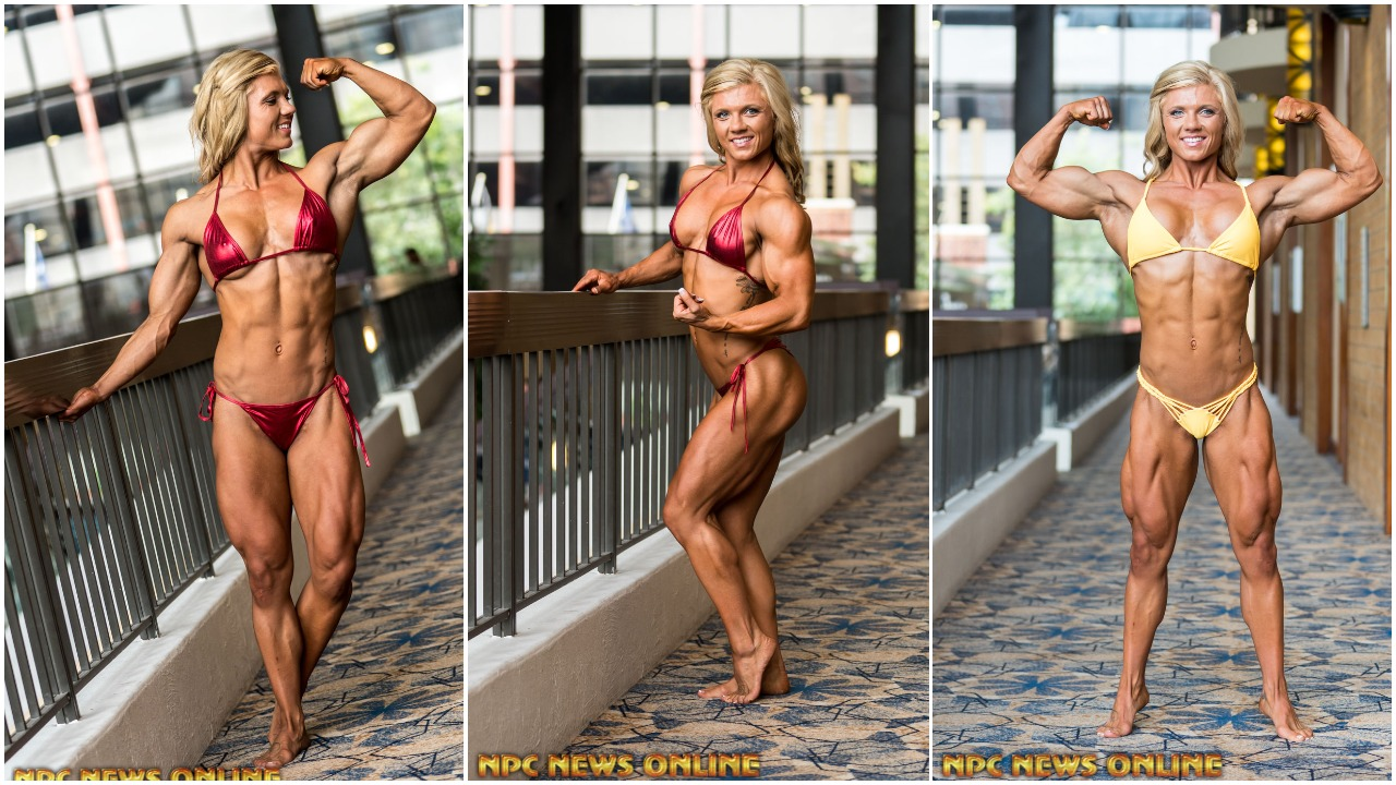 ATHLETE SPOTLIGHT:IFBB Pro Women's Physique Competitor Carli Terepka