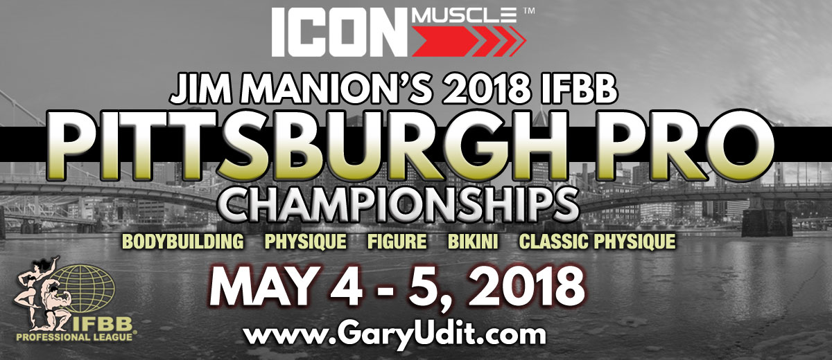 2018 Jim Manion's NPC Pittsburgh Championships and IFBB Pittsburgh Pro Guest Posers: Phil Heath, Big Ramy, Roelly Winklaar, Nathan De Asha, Dexter Jackson, Dennis Wolf