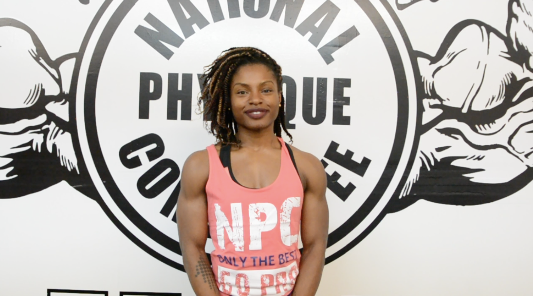 IFBB Figure Olympia Cydney Gillon: Balancing Prep & Being A Student Athlete