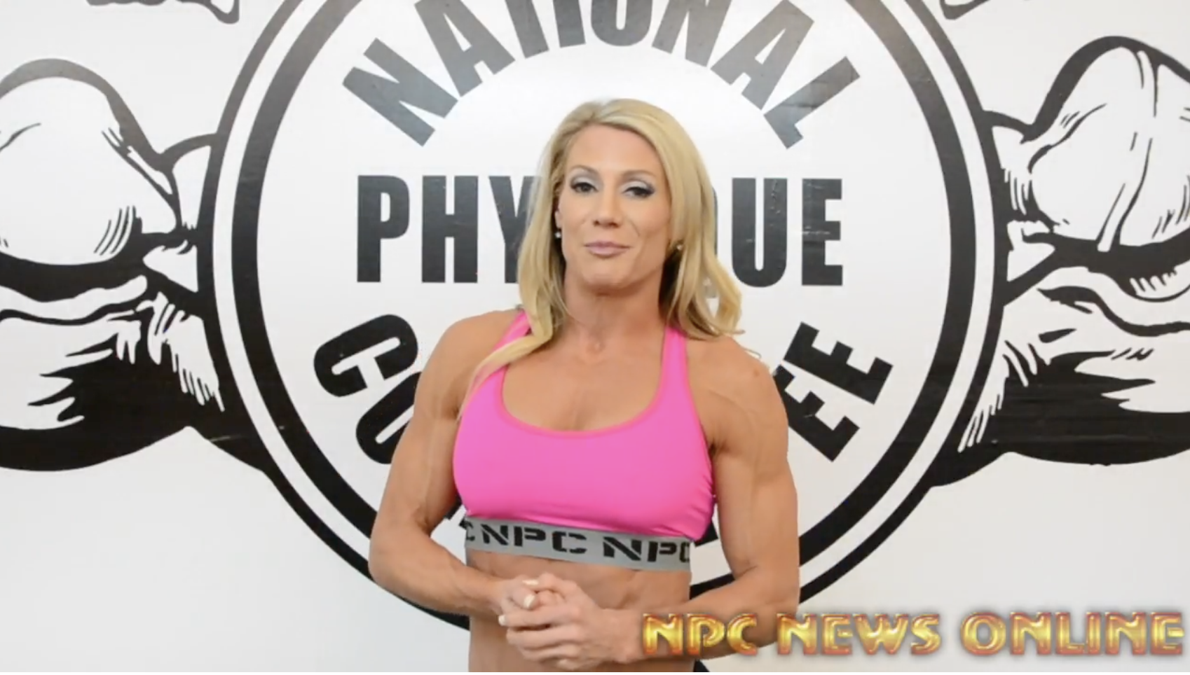 IFBB Fitness Pro Whitney Jones The Thing I Wish I knew video