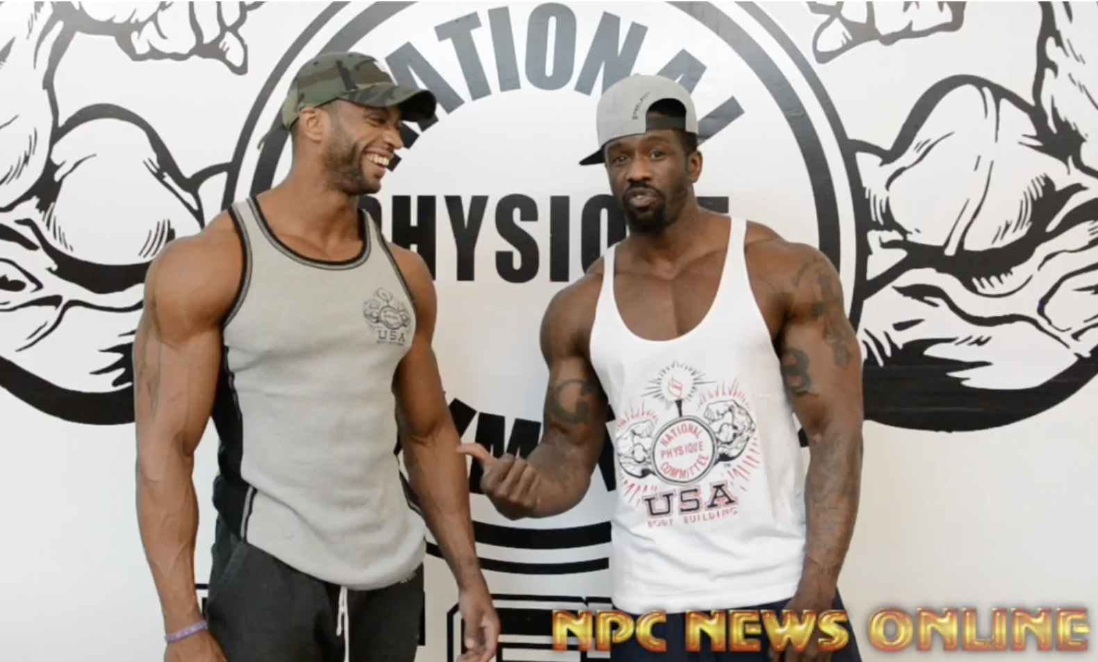 IFBB Pro's George Brown & Raymont Edmonds 2018 Arnold Predictions