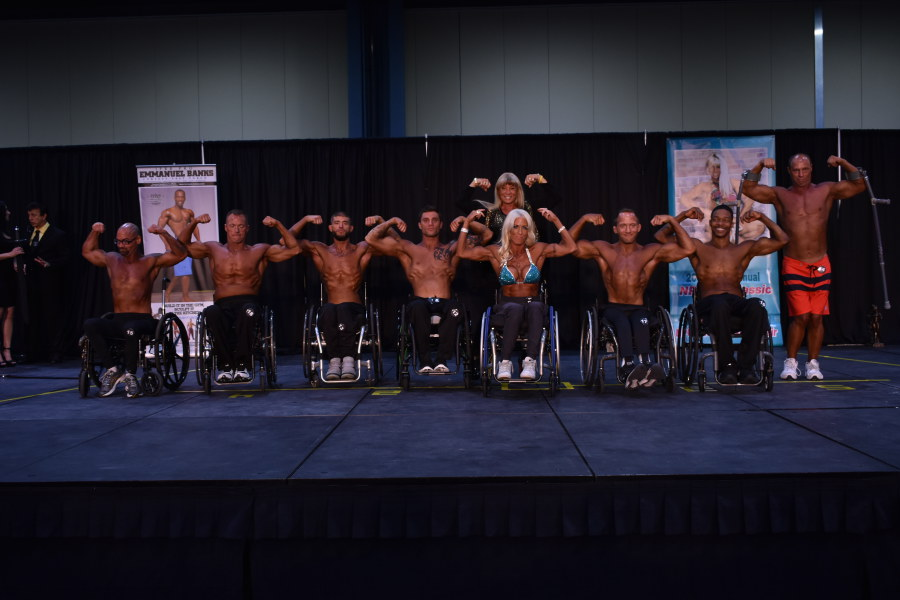 2018 NPC Wheelchair National Championships Contest Photos