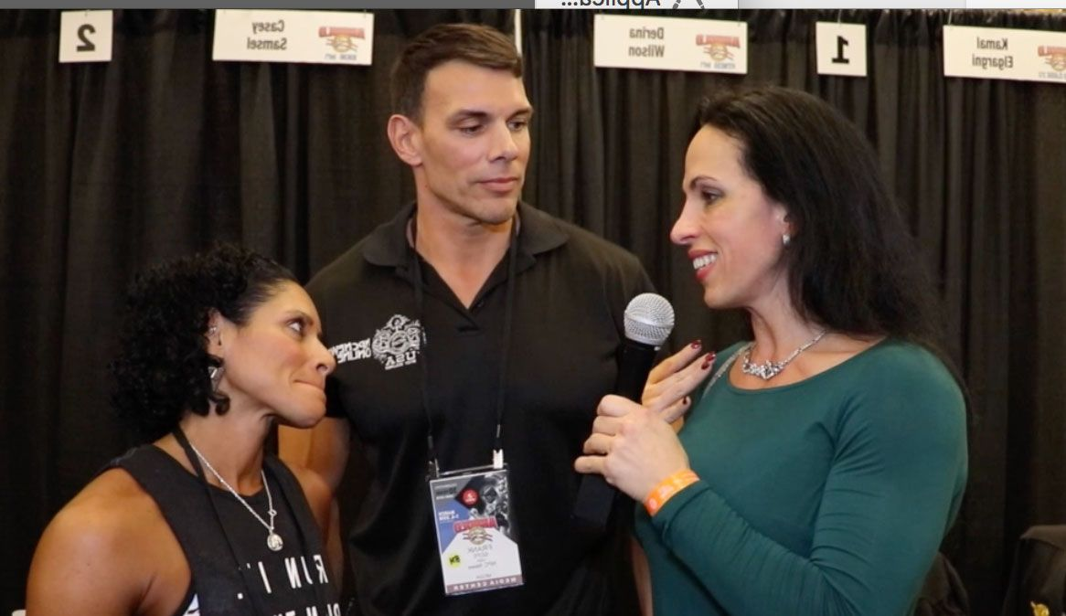 IFBB Fitness Pro Derina Wilson Battles Cancer & Competing At The 2018 Arnold