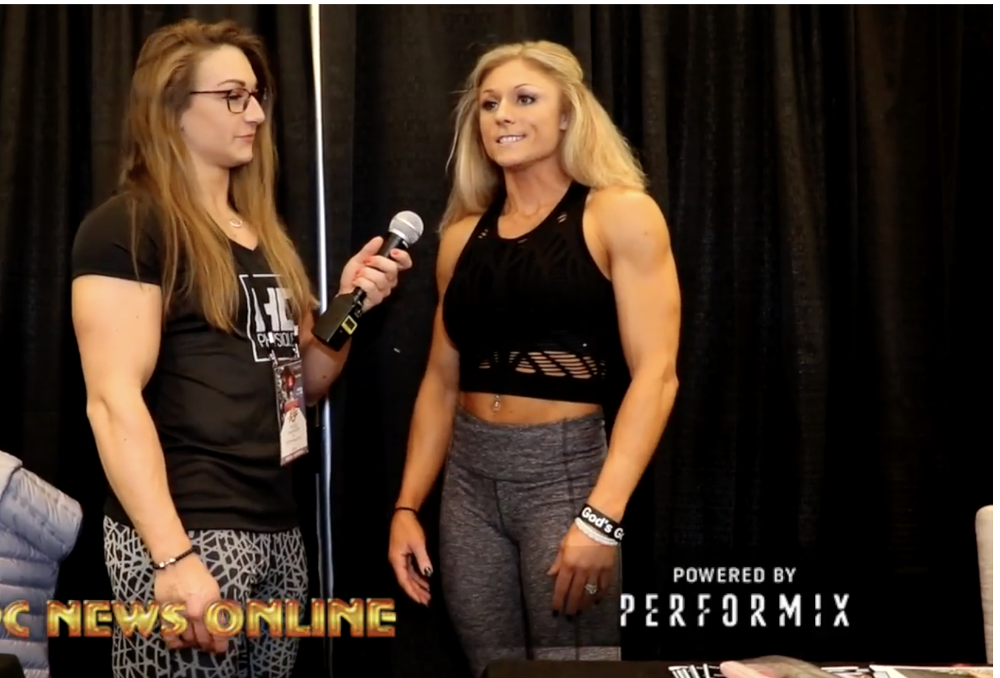 2018 Arnold Classic: IFBB Fitness Pro Tiffany Chandler Interview