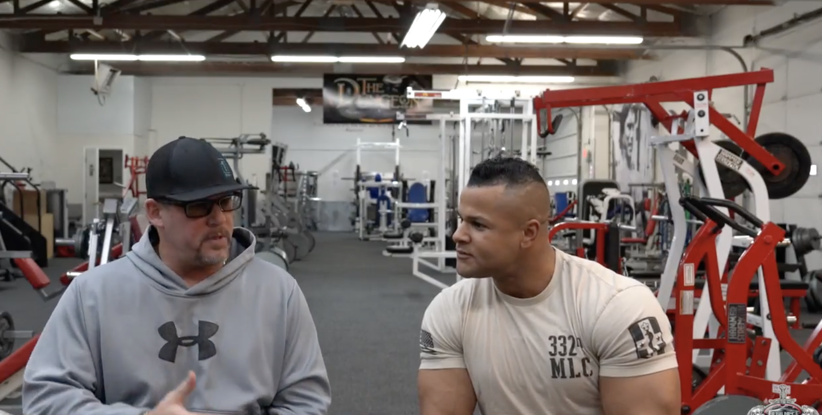 IFBB Classic Physique Pro Kevin Ford Interviewed By Jack Anthony Titone