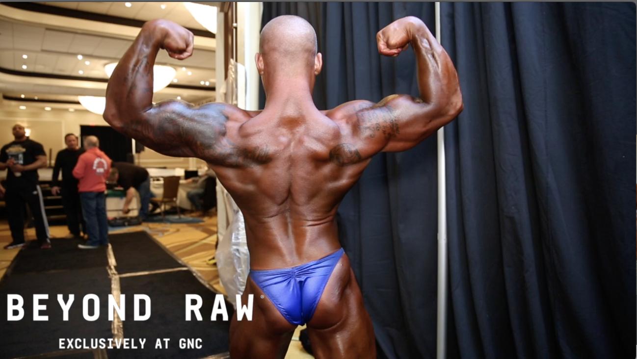 2018 NPC Steve Stone Metropolitan Championships Bodybuilding Backstage Video