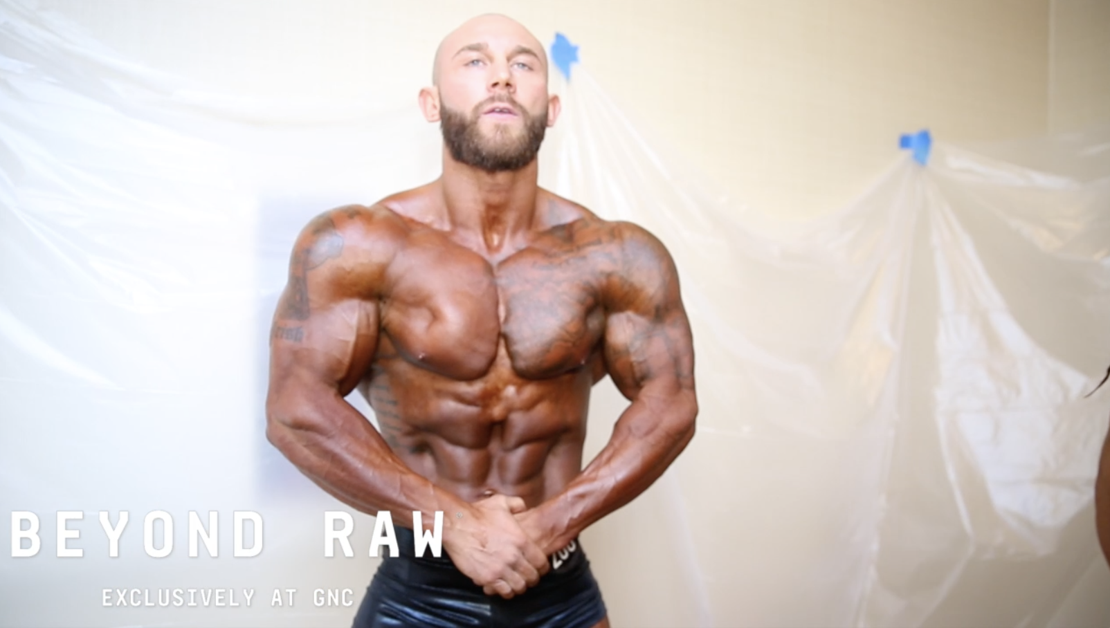 2018 NPC Steve Stone Metropolitan Championships Men's Classic Physique Backstage Video