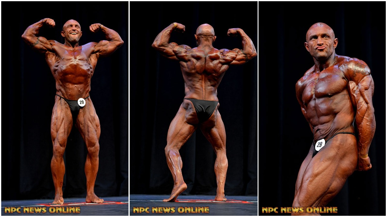 FitOps Squad Leader/NPC Bodybuilder Randy Lloyd Overcomes Addiction &  Inspires Others. See Contest Photos & Inspirational Video